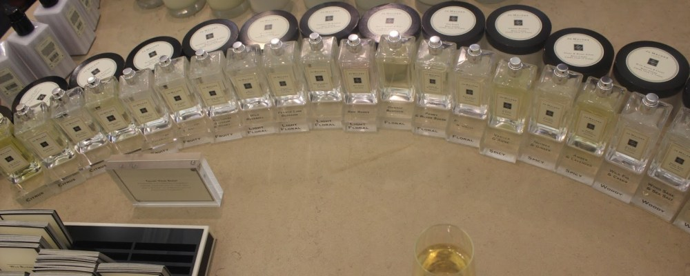 A Moment For You   Jo Malone Leeds Event