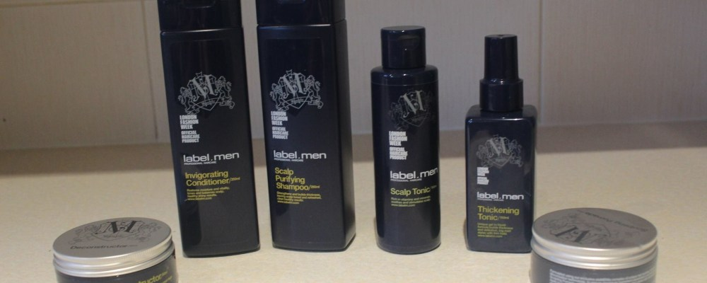 Look At The Label | Label Men
