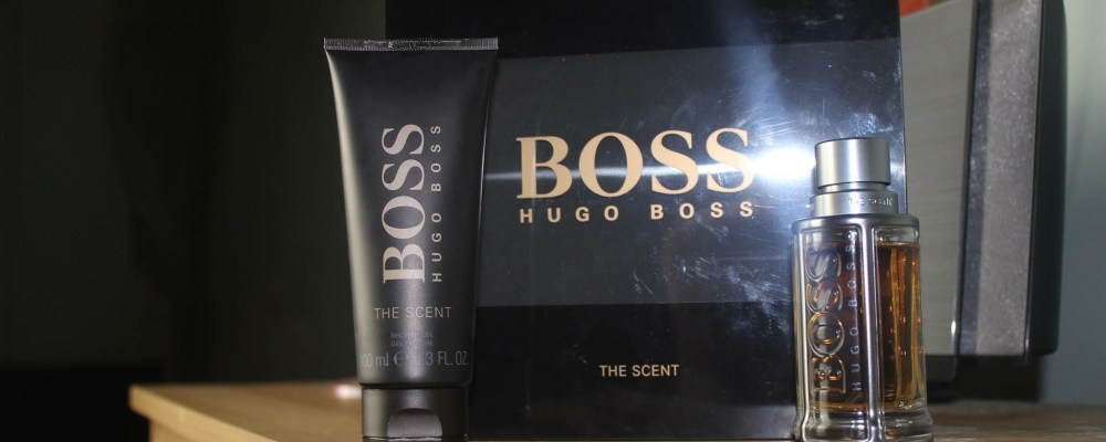 Sophisticated Scent | Hugo Boss The Scent