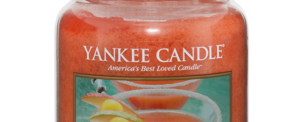 Oh The Summer Nights | Yankee Candle Passion Fruit Martini