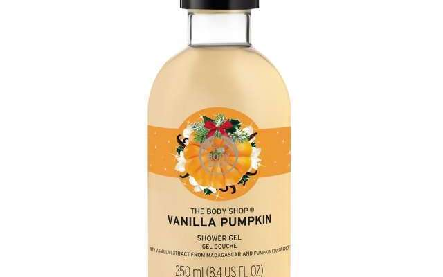 Bibbidy-Bobbidy-Boo | The Body Shop Vanilla Pumpkin Shower Gel