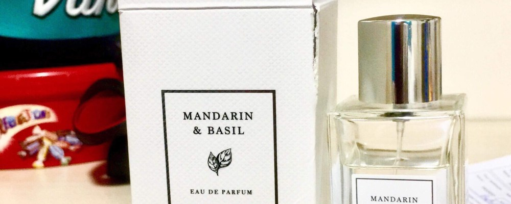 My Individual Scent | Primark My Private Collection Mandarin & Basil Eau De Parfum