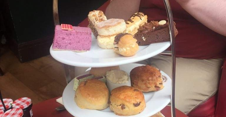 Tea Tastes Terrific | Patisserie Valerie Manchester Afternoon Tea For Two