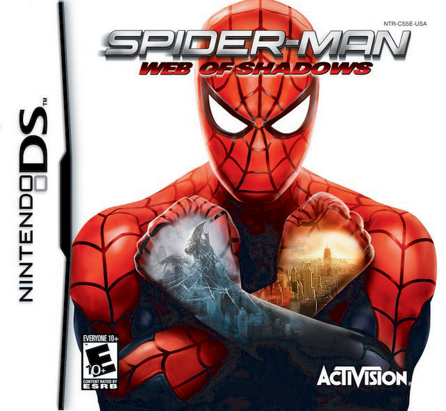 Spider Man Web Of Shadows Ds Game