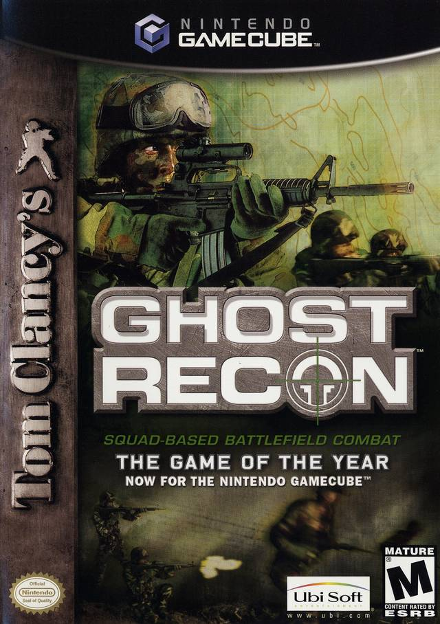 Ghost Recon Gamecube Game