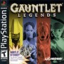 Gauntlet Legends Sony Playstation