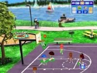 Backyard Basketball Sony Playstation 2 Game