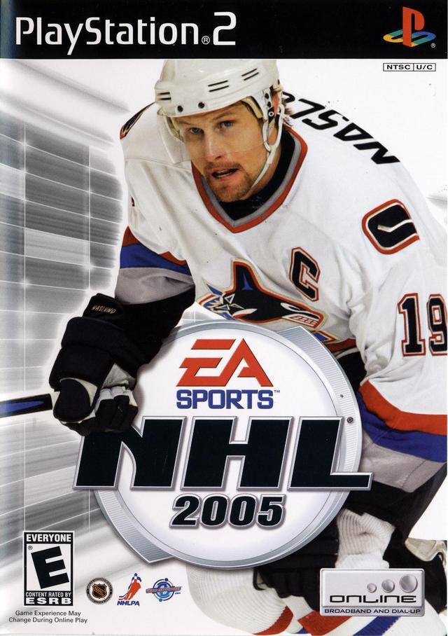 NHL 2005 Sony Playstation 2 Game