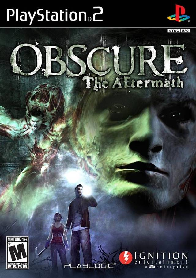 Obscure The Aftermath Sony Playstation 2 Game