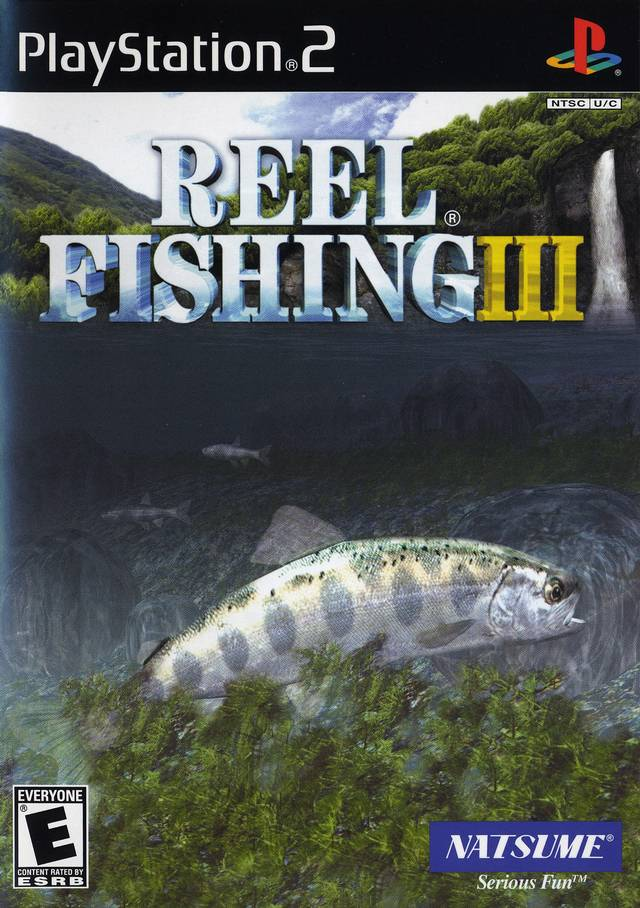 Reel Fishing III Sony Playstation 2 Game