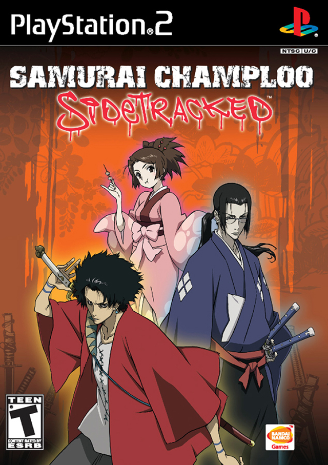 Samurai Champloo Sidetracked Sony Playstation 2 Game