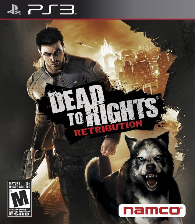 Dead To Rights Retribution Playstation 3 Game
