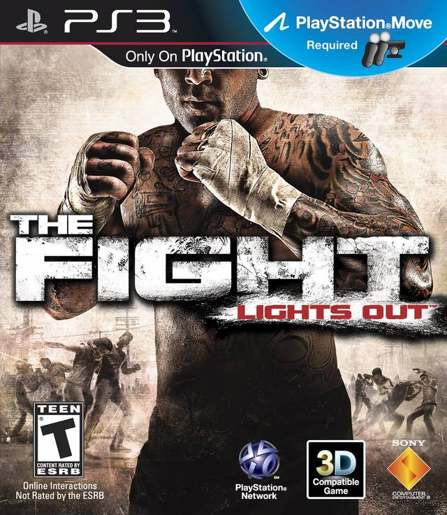 Fight Lights Ps3 Night Out