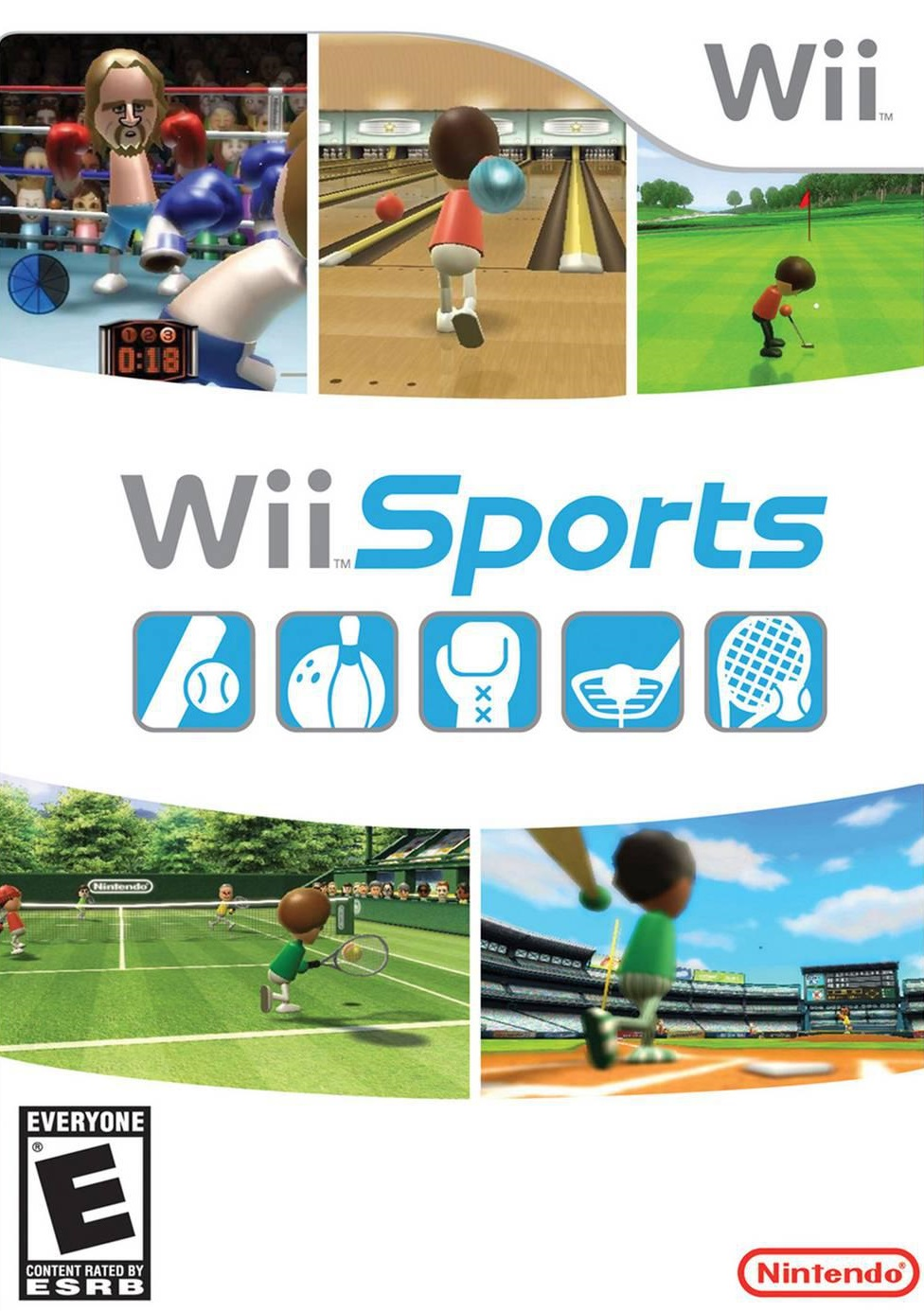 Wii Sports Nintendo WII Game