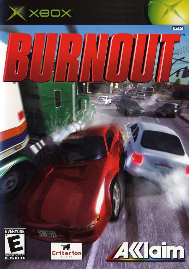 Burnout Xbox