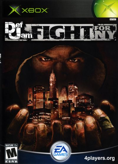 Def Jam Fight For New York Xbox