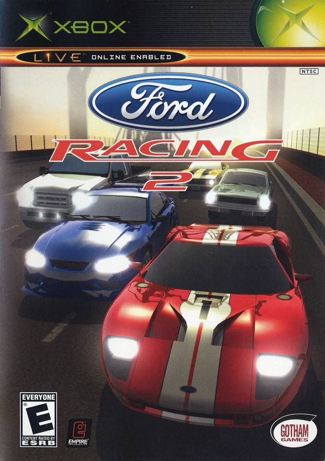 Ford Racing 2 Xbox