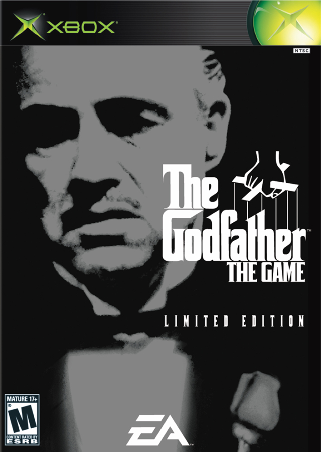 Godfather Limited Edition Xbox