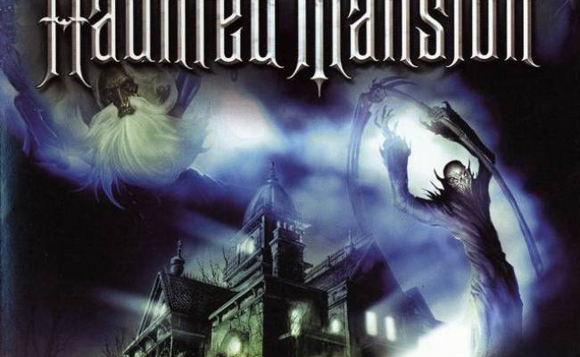 Haunted Mansion Xbox