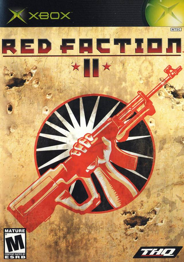 Red Faction 2 Xbox