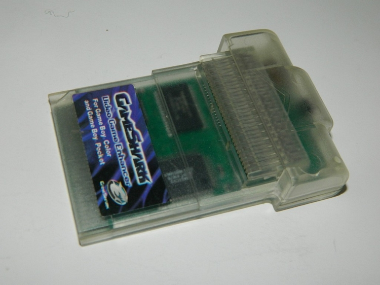 Game Boy Color Gameshark Version 31