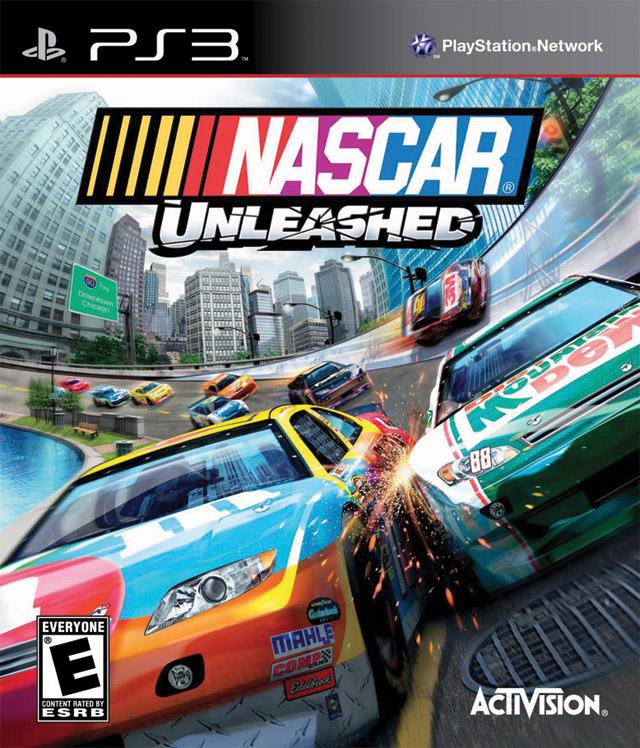 NASCAR Unleashed Playstation 3 Game