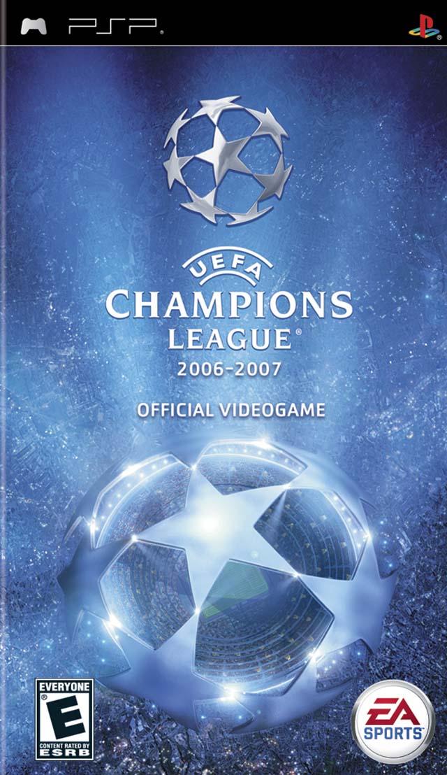 UEFA Champions League 2006-2007 PSP Game