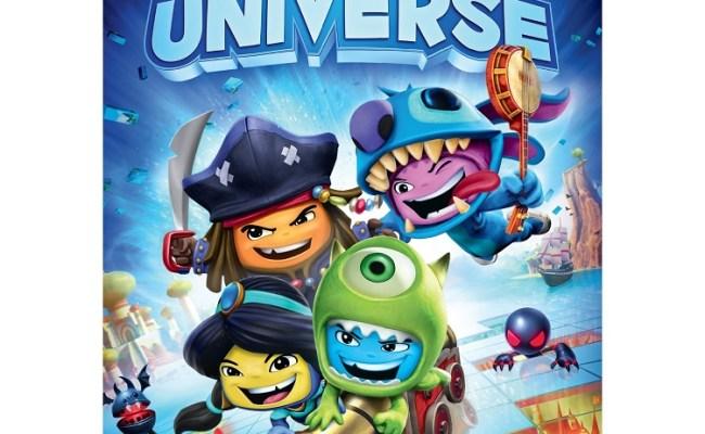 Disney Universe Nintendo Wii Game