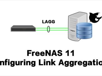 Configuring LAGG FreeNAS 11