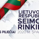 LR seimo rinkimai  2020 Lukonių rinkiminėje apylinkėje (Rezultatai)