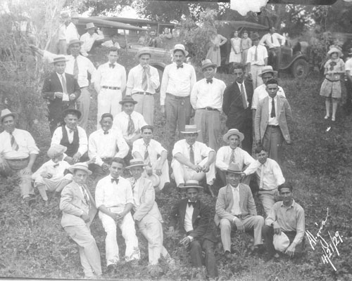 LULAC Outing - 4/21/1929