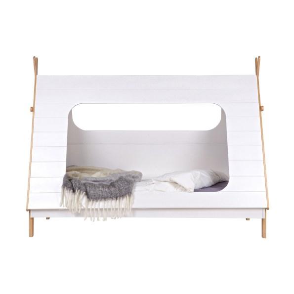 Dječji krevet TIPI, 90x200 cm, s podnicom
