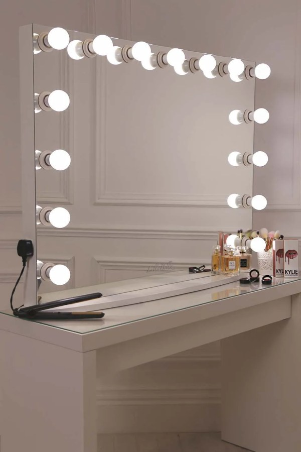 Hollywood Glow Xl Pro Vanity Mirror - Lullabellz