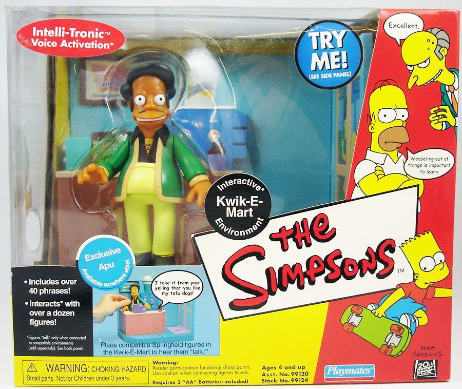 the simpsons playmates kwik