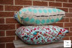 Sew Long Summer 2019: pillow slipcovers