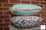 Sew Long Summer 2019: pillow slipcovers