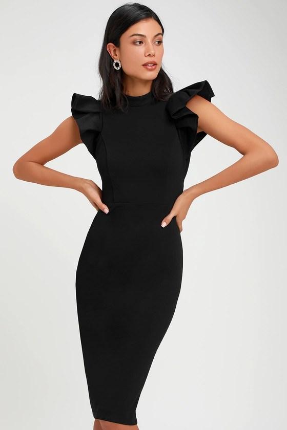 stylish splendor black backless