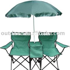 Chair With Umbrella Attached X Back Dining Chairs Beach Manufacturers Position