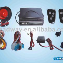 Car Alarm System Wiring Diagrams 2 Wire Pressure Sensor Diagram Hoist Get Free Image About
