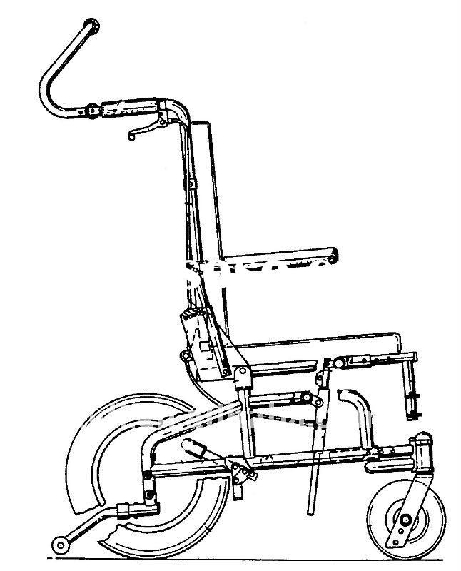 chauffeur mobility scooter parts, chauffeur mobility