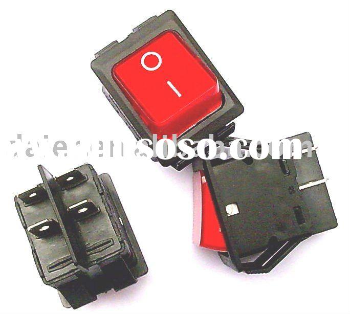 lighted rocker switch wiring diagram mercury ignition manual e books waterproof manufacturers inip65