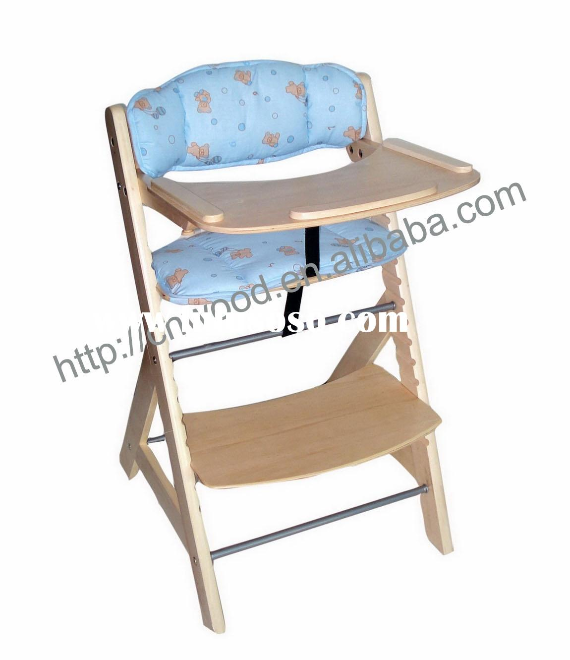 wooden high chairs for babies asian inspired wood plan chair plans