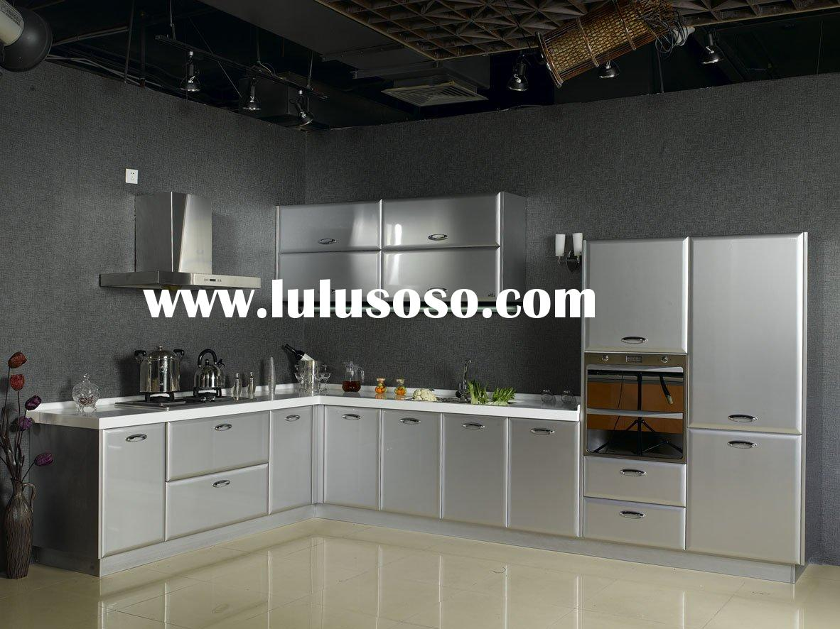 stainless steel kitchen cabinets manufacturers how much cost remodeling cabinet sink