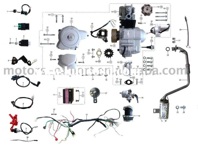 wiring diagram chinese 110 atv wiring image wiring 110cc atv wiring diagram wiring diagram on wiring diagram chinese 110 atv