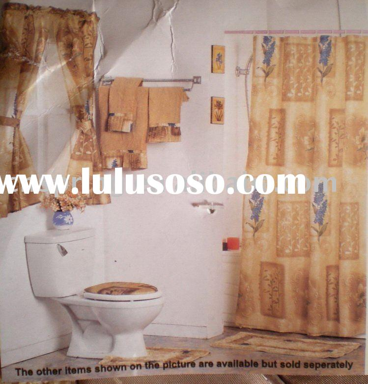 Bathroom Shower Curtain And Rug Sets – Rugs Ideas