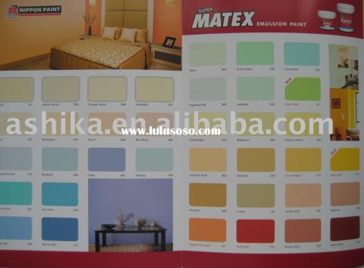 Asian Paint Colour Booklet