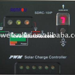 Pwm Solar Charge Controller Circuit Diagram Home Air Conditioner Fan Wiring For Street
