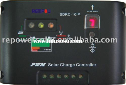 small resolution of 12v 10a solar charge controller sdrc 10ip for dc solar street lighting