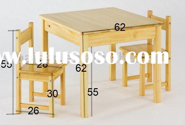 ... wooden furniture plans DIY building plans kids tabulate and chairs