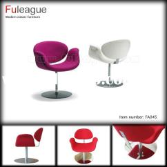 Swivel Chair No Castors Posture Seat Uk Desk Chairs Without Casters Decorating Ideas Leather Conference Room With Wheels